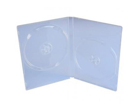 KVARK DVD BOX DUPLI PROZIRNI