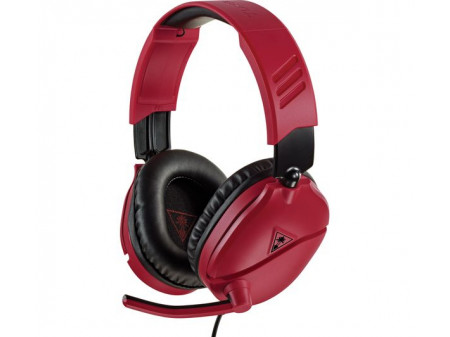 TURTLE BEACH RECON 70N GAMING HEADSET RED