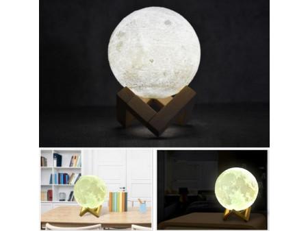 3D MOON LED LAMP