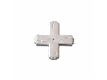 Konektor LED traka 3528 Cross tip