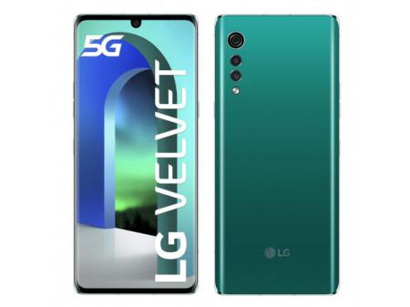 LG VELVET 6GB 128GB 5G DUAL GREEN