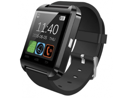 MEANIT SMARTWATCH M7 CRNI
