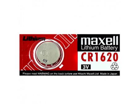 MAXELL LITIJUM BATERIJA CR1620 3V