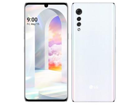 LG VELVET 6GB 128GB 5G DUAL WHITE