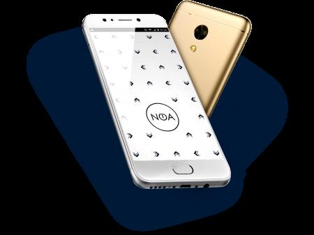 NOA N2 DUAL GOLD