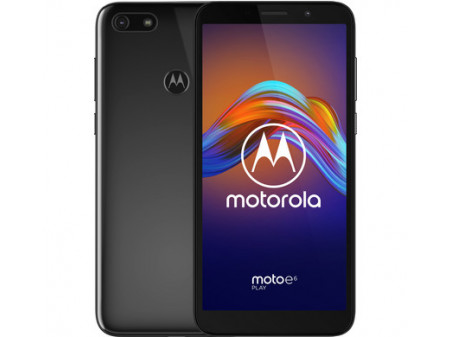 MOTOROLA MOTO E6 PLAY  2GB 32GB DUAL BLACK