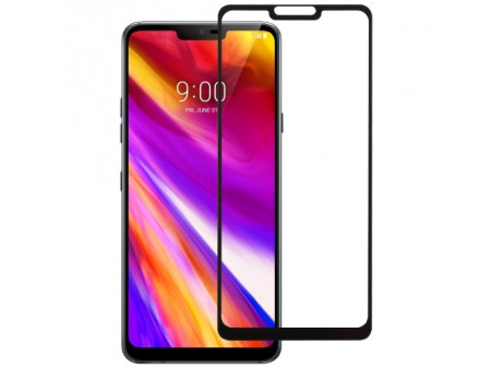 KALJENO STAKLO ZA LG G7 THINQ BLACK