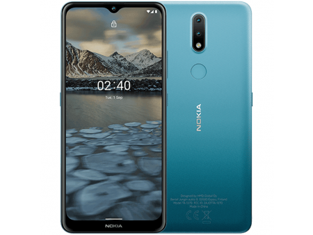 NOKIA 2.4 32GB 2GB DUAL BLUE