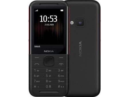 NOKIA 5310 DUAL SIM BLACK-RED