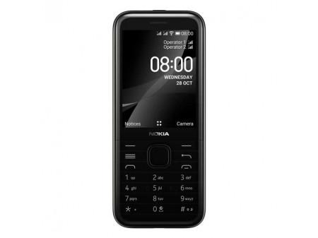 NOKIA 8000 4G DUAL BLACK