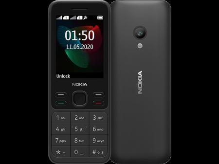 NOKIA 150 (2020) DUAL BLACK (ENG. MENI)