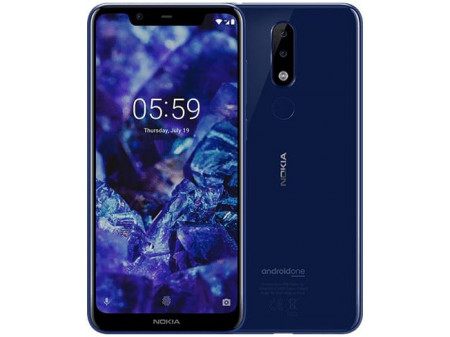 NOKIA 5.1 3GB 32GB DUAL BLUE