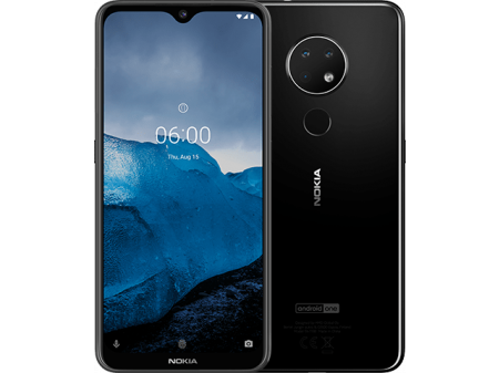 NOKIA 7.2 4GB 64GB DUAL BLACK