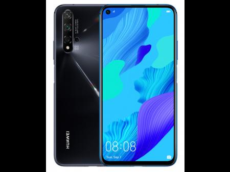 HUAWEI NOVA 5T 6GB 128GB DUAL BLACK