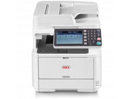 OKI PRINTER  AIO MB492DN