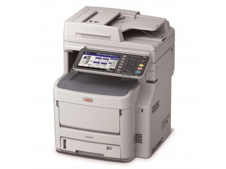OKI PRINTER AIO MC760DNFAX