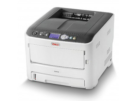 OKI PRINTER  C612DN A4