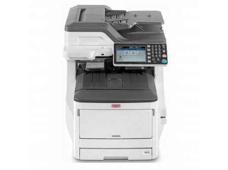 OKI PRINTER MFP MC853DN