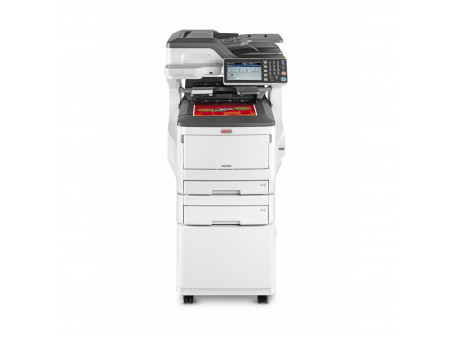 OKI PRINTER MFP MC853DNCT