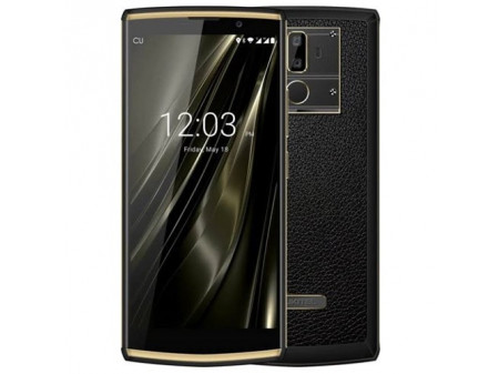 OUKITEL K7 PRO DUAL BLACK GOLD