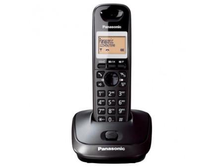 PANASONIC TELEFON BEŽIČNI KX-TG2511FXT CRNI