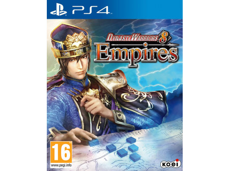 PS4 IGRA DYNASTY WARRIORS 8 EMPIRES