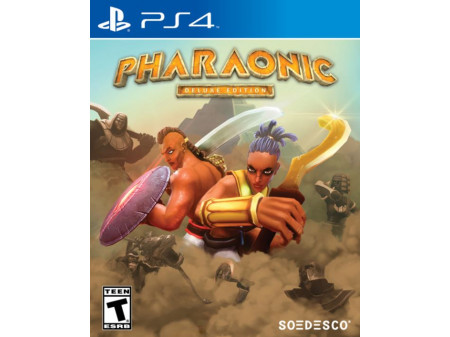 PS4 IGRA PHARAONIC - DELUXE DITION