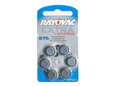 RAYOVAC 675 IMPLANT PRO+ MF (PR44)