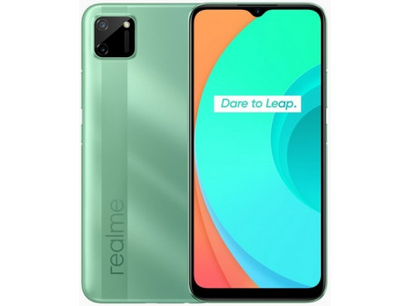 REALME C11 32GB 3GB DUAL MINT GREEN