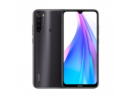 XIAOMI REDMI NOTE 8T 4GB 128GB DUAL GRAY