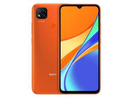 XIAOMI REDMI 9C NFC 3GB 64GB DUAL ORANGE