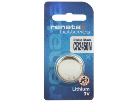 RENATA Litium dugmasta baterija, CR2450N