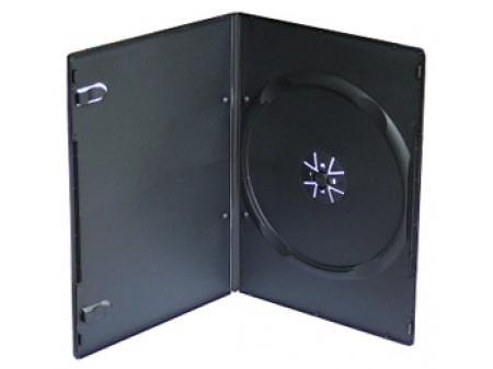 KVARK DVD BOX SLIM CRNI