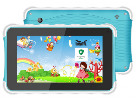 "MEANIT TABLET K7 KIDS 7"" WIFI 8GB 1GB BLUE"