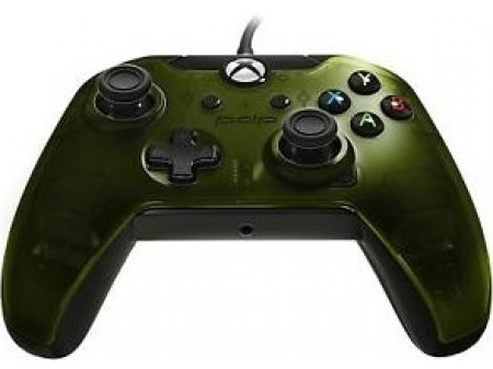 MICROSOFT XBOX ONE PDP WIRED CONTROLLER GREEN