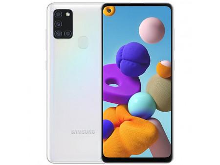 SAMSUNG GALAXY A21S A217F 128GB 4GB DUAL WHITE