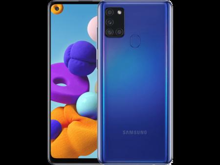 SAMSUNG GALAXY A21S A217F 128GB 4GB DUAL BLUE