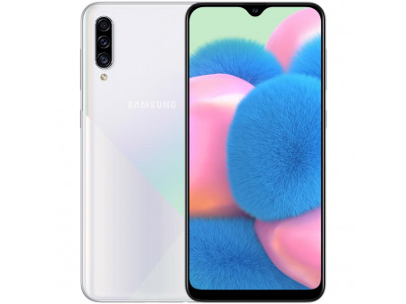 SAMSUNG GALAXY A30S 4GB 64GB DUAL WHITE