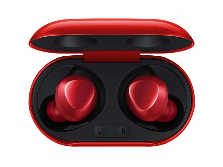 SAMSUNG R175 GALAXY BUDS PLUS WIRELESS IN-EAR HEADPHONES RED