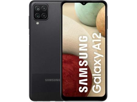 SAMSUNG GALAXY A12 A125F 64GB 4GB DUAL BLACK
