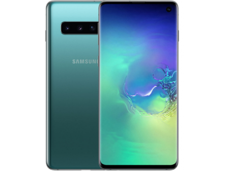 SAMSUNG GALAXY S10 G973F 512GB DUAL GREEN