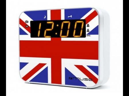 MUSE RADIO BUDILICA M-165 UK