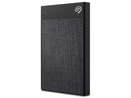SEAGATE BACKUP PLUS ULTRA TOUCH 1TB USB 3.0 PORTABLE HARD DRIVE BLACK