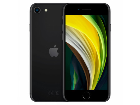 APPLE IPHONE SE 2020 64GB BLACK