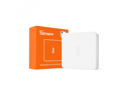 SONOFF SNZB-02 ZIGBEE TEMPERATURE AND HUMIDITY SENSOR