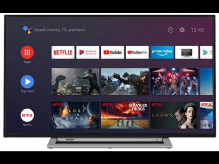 "TOSHIBA TV D-LED ULTRA HD 4K 65"" 65UA3A63DG SMART TV"