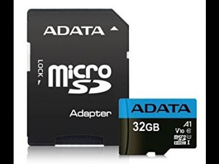 ADATA microSD PREMIER 32GB + ADAPTER