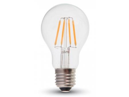 V-TAC; LED bulb žarulja E27 A67 4W 230V PRIRODNA BIJELA - AKCIJA