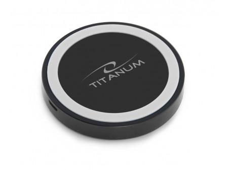 TITANUM WIRELESS CHARGER NECKER BLACK/WHITE