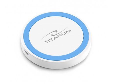 TITANUM WIRELESS CHARGER NECKER WHITE/BLUE
